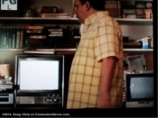 1701/2 Monitor Spotted - The Goldbergs