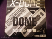 x-dome cover by my friend JTR (Side A)