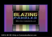 Blazzing Paddles (original titlepicture)