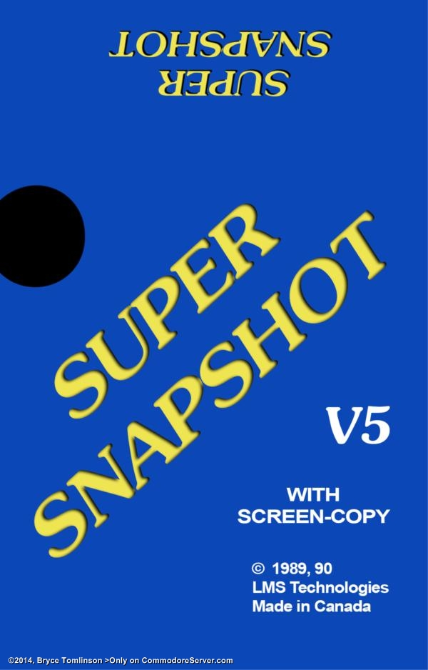 Super Snapshot 5 Label