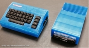 Mini C64 w/1541. Printed on a 3D Printer
