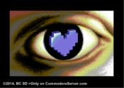 Love is in the Eye