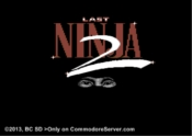 Last Ninja II (Alternative)