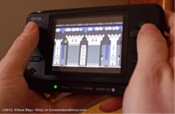 Handheld Commodore 64 (kind of)