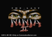 The Last Ninja II (Alternative)