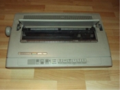 Commodore DPS1120 Wheel Printer