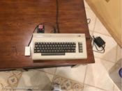 my commodore 64